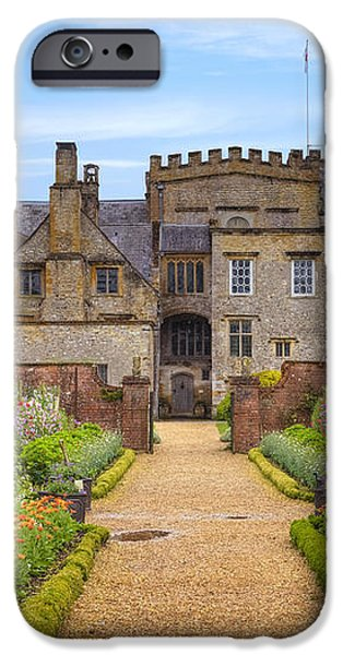 Forde Abbey iPhone Case by Joana Kruse