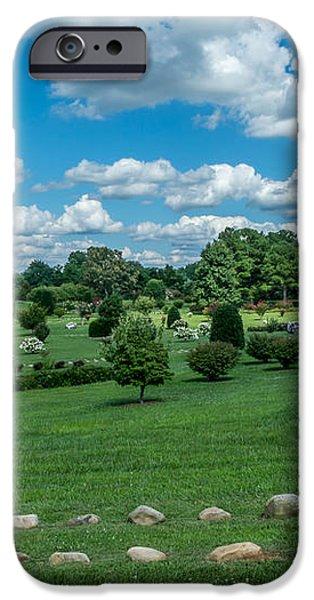 Harvey's Garden iPhone Case by John Ray