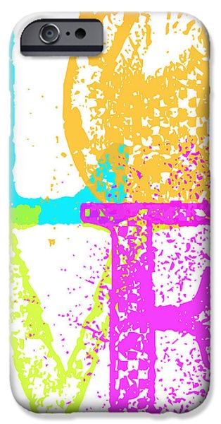 Women Together Digital iPhone Cases - Love Letters iPhone Case by Celestial Images