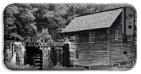 Grist Mill iPhone Cases - Mingus Mill iPhone Case by Stephen Stookey