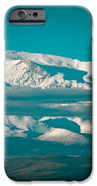 Mount Gurla Mandhata iPhone Case by Raimond Klavins