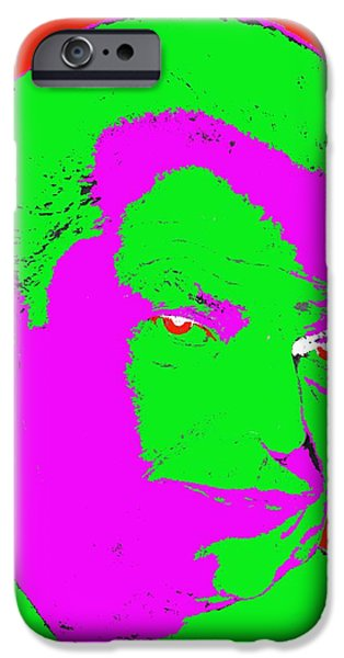 NICHOLSON iPhone Case by Patrick J Murphy