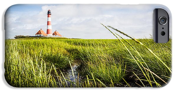 North Sea iPhone Cases - North Sea iPhone Case by JR Photography