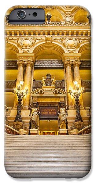 Palais Garnier iPhone Case by Brian Jannsen
