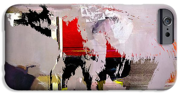 Bear iPhone Cases - Polar Bear iPhone Case by Marvin Blaine