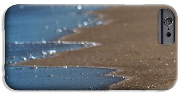 Soft Colour iPhone Cases - Sea iPhone Case by Stylianos Kleanthous