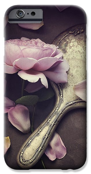 Fragility iPhone Cases - Softly iPhone Case by Amy Weiss