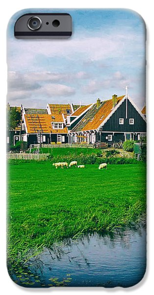 Summer in The Netherlands iPhone Case by Mountain Dreams