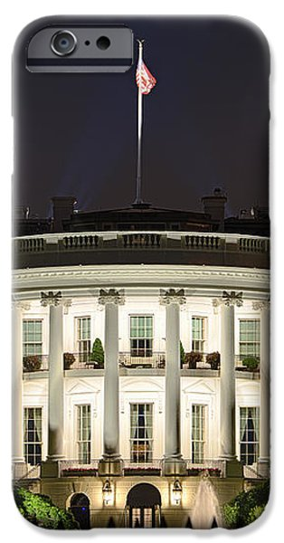 The White House iPhone Case by John Greim