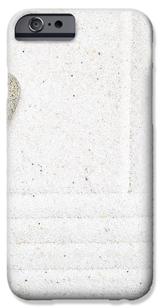 Zen garden iPhone Case by Shawn Hempel