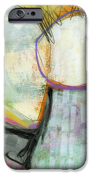 Recently Sold -  - Abstracts iPhone Cases - 31/100 iPhone Case by Jane Davies