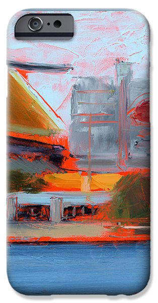 Nation iPhone Cases - RCNpaintings.com iPhone Case by Chris N Rohrbach