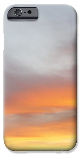 New Zealand iPhone Case by Les Cunliffe