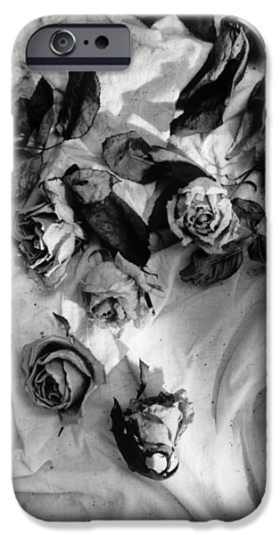Sheets iPhone Cases - Untitled iPhone Case by Didier Gaillard