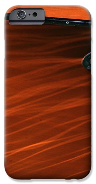 Riva Aquarama iPhone Case by Steven Lapkin