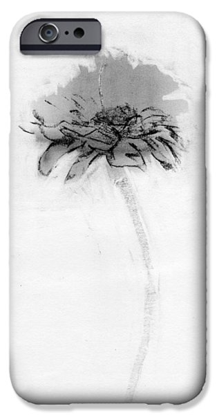Love Drawings iPhone Cases - RCNpaintings.com iPhone Case by Chris N Rohrbach