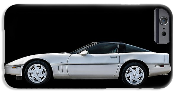 Chevrolet iPhone Cases - 35th Anniversary iPhone Case by Douglas Pittman