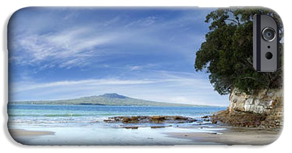 Sea iPhone Cases - New Zealand iPhone Case by Les Cunliffe