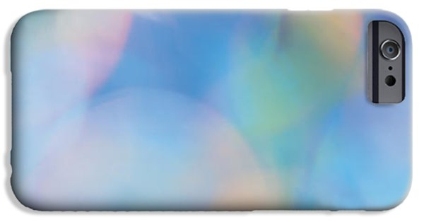 Abstractions iPhone Cases - Abstract iPhone Case by Panoramic Images