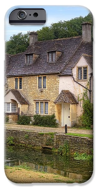 Castle Combe iPhone Case by Joana Kruse