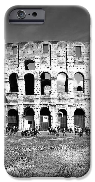 Colosseum iPhone Case by Stefano Senise