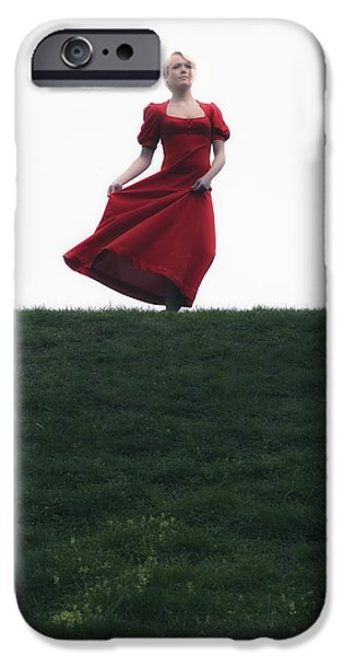 dancing iPhone Case by Joana Kruse