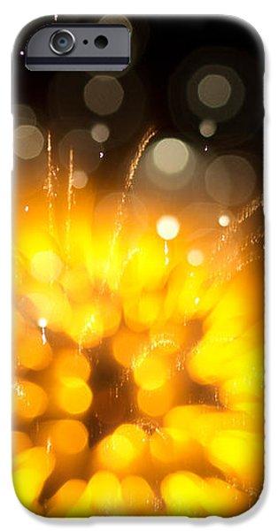 Fireworks Art iPhone Case by Benjamin Simeneta