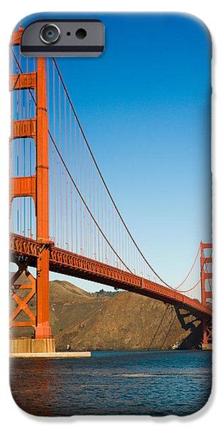 Golden gate Bridge iPhone Case by Darren Patterson