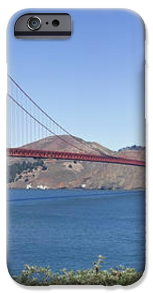 Golden Gate Bridge iPhone Case by Melanie Viola