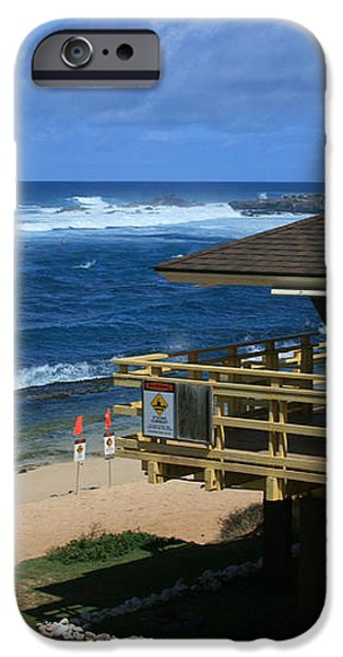 Hookipa Beach Maui North Shore Hawaii iPhone Case by Sharon Mau