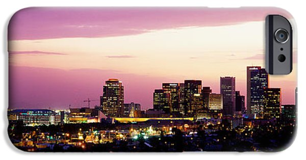 Recently Sold -  - Buildings iPhone Cases - Phoenix Az iPhone Case by Panoramic Images
