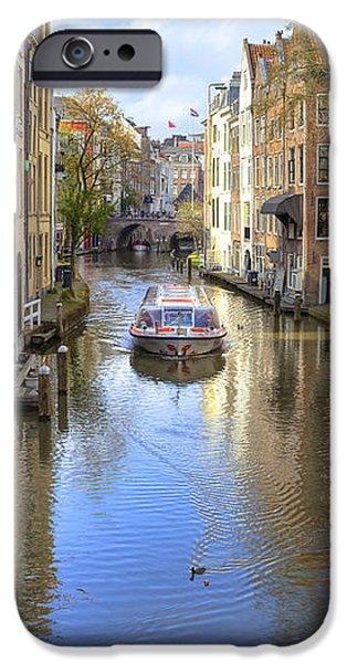 Utrecht iPhone Case by Joana Kruse