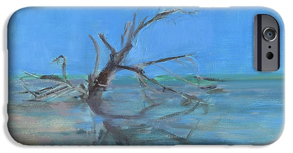 Kayak iPhone Cases - RCNpaintings.com iPhone Case by Chris N Rohrbach