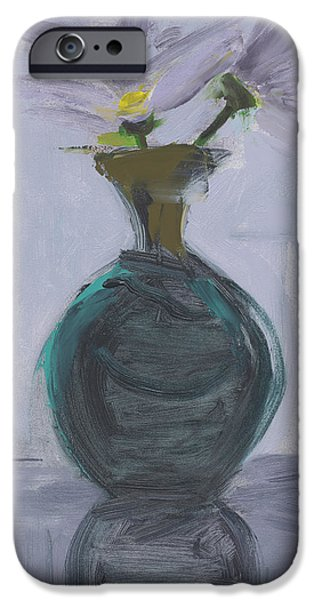 Still Life iPhone Cases - RCNpaintings.com iPhone Case by Chris N Rohrbach