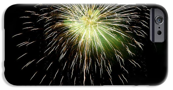 4th July iPhone Cases - 4th of July 2 iPhone Case by Marilyn Hunt