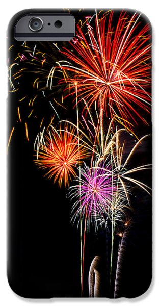 4th July iPhone Cases - 4th of July 2012 iPhone Case by Saija  Lehtonen