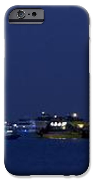 4th of July Flotilla on The Hudson iPhone Case by Lilliana Mendez