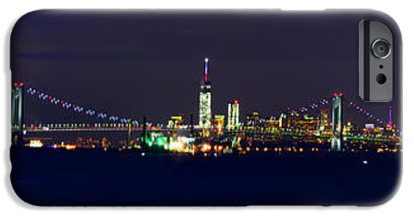 July 4th iPhone Cases - 4th of July New York City iPhone Case by Raymond Salani III