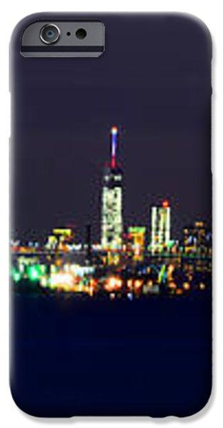 4th of July New York City iPhone Case by Raymond Salani III