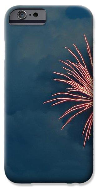 4th of july iPhone Case by Sandi Lovitt