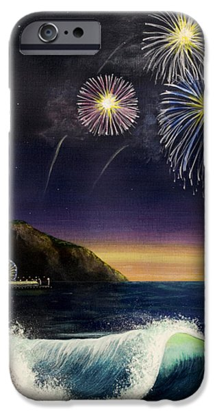 4th on the Shore iPhone Case by Jack Malloch