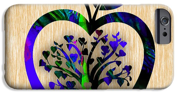 Apples iPhone Cases - Apple Tree iPhone Case by Marvin Blaine