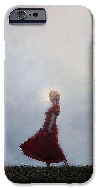 dancing iPhone Case by Joana Kruse