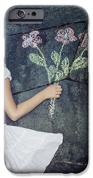flowers iPhone Case by Joana Kruse