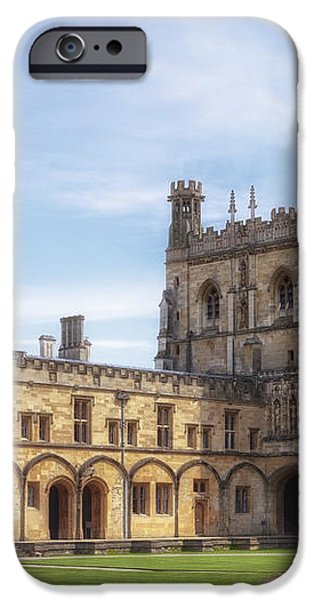 Oxford iPhone Case by Joana Kruse