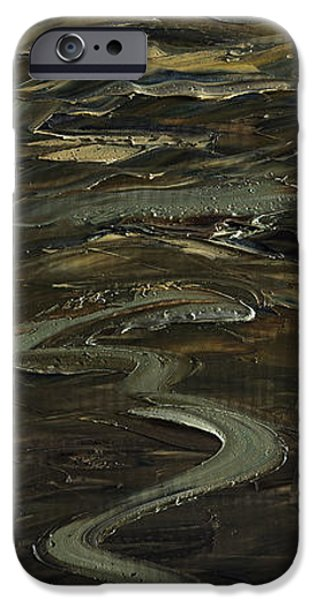 Abstract Seascape iPhone Cases - Seascape iPhone Case by Willson Lau