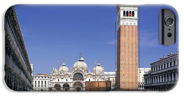 11th iPhone Cases - Venice Italy iPhone Case by Panoramic Images