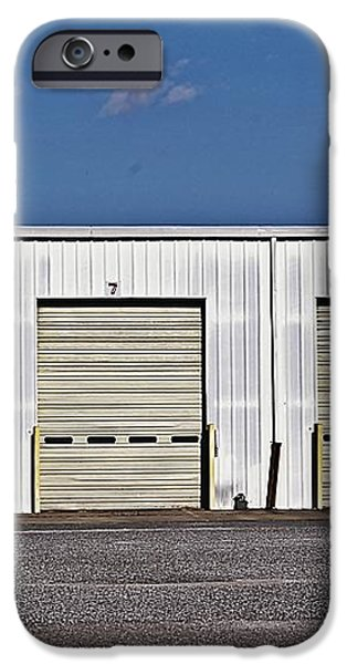6 7 8 9 Warehouse  iPhone Case by JW Hanley