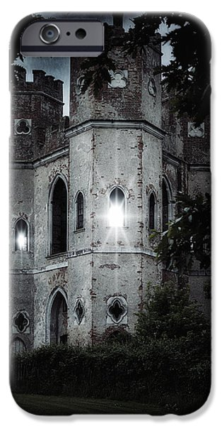 Ruin iPhone Cases - Castle iPhone Case by Joana Kruse