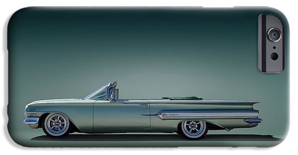 Convertible iPhone Cases - 60 Impala Convertible iPhone Case by Douglas Pittman